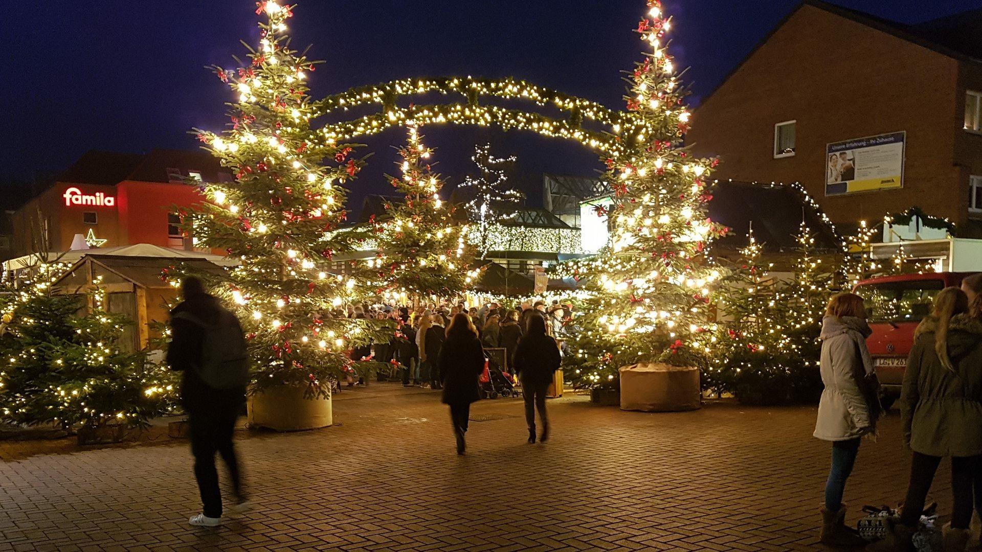Totensonntag Weihnachtsmarkt.Weihnachtsmarkt Nicht Vor Totensonntag Buchholzer Liste